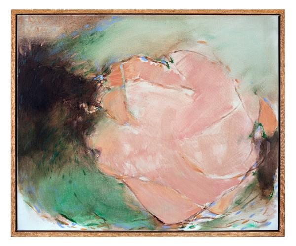 Rashid Al Khalifa, Desert- Paysage Humain (9), 1992