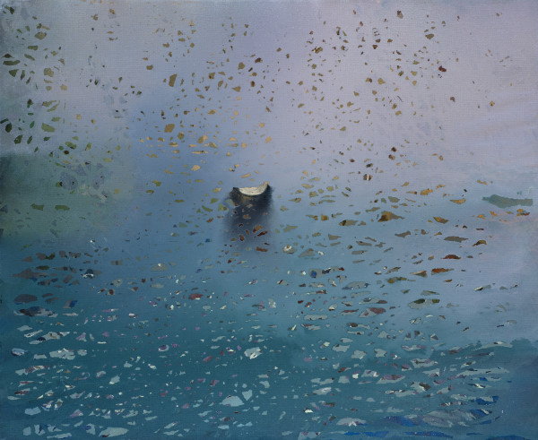 Luke Elwes, Ganga Study 1 , 2018