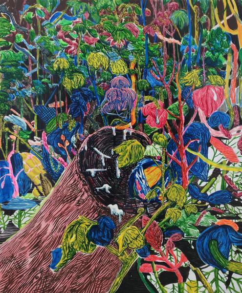 David Price, The Stump, 2017