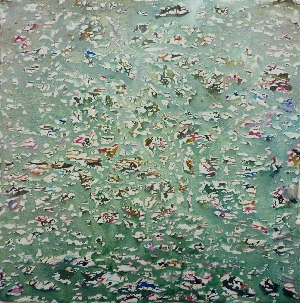 Luke Elwes, Waterline study 11, 2017