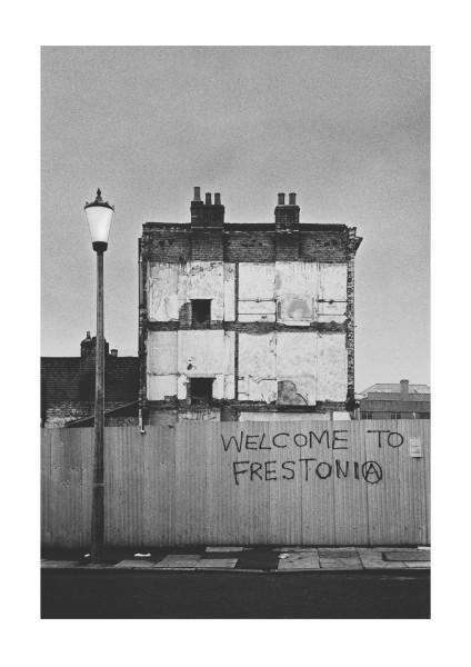 Tony Sleep, Welcome To Frestonia III, 1977-2017