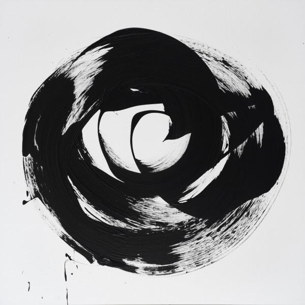 Clara Berta, Black and White II, 2017