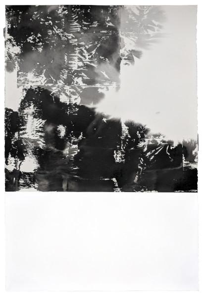 Helene Le Chatelier, Polaroid ink 3, 2018