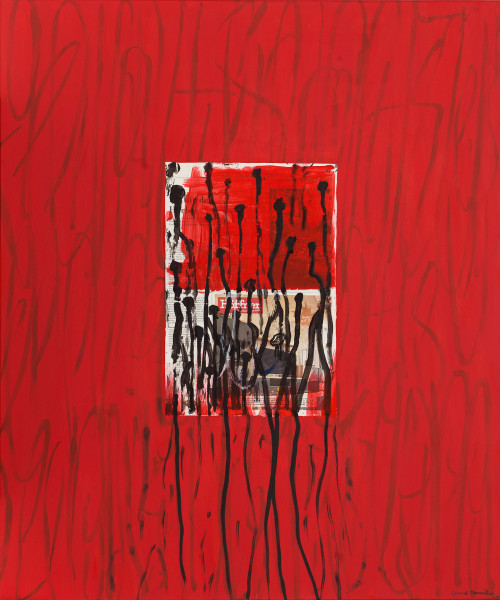 Gérard Charrière, Immigrants: Red, 2015