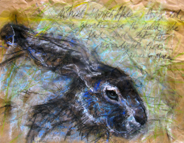 Margo Banks, Whsst Witch Hare