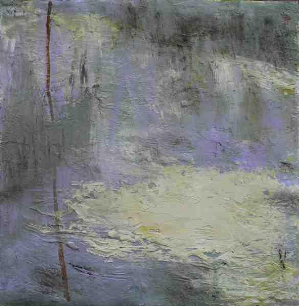 Carol Hodder, Anni's Pond iii