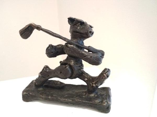 Patrick O'Reilly, Customised Little Bear (Golf)