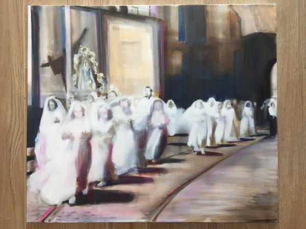 Helen O'Sullivan-Tyrrell, Communion Procession II