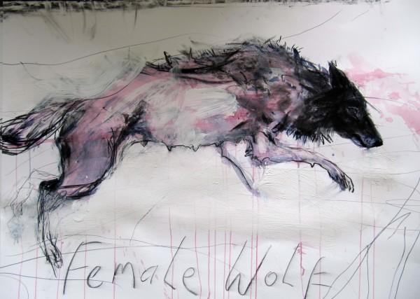 Margo Banks, Female Wolf 3