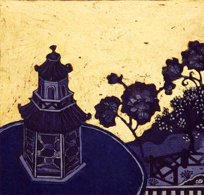 Jean Bardon, Blue Pavilion