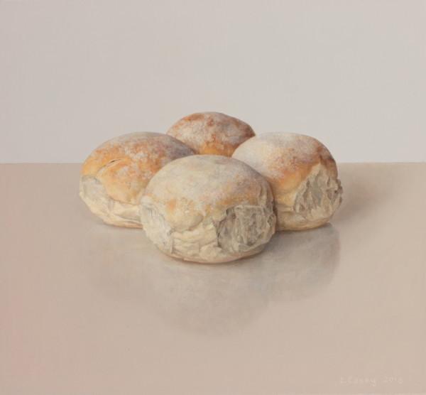 Comhghall Casey, Four Bread Rolls