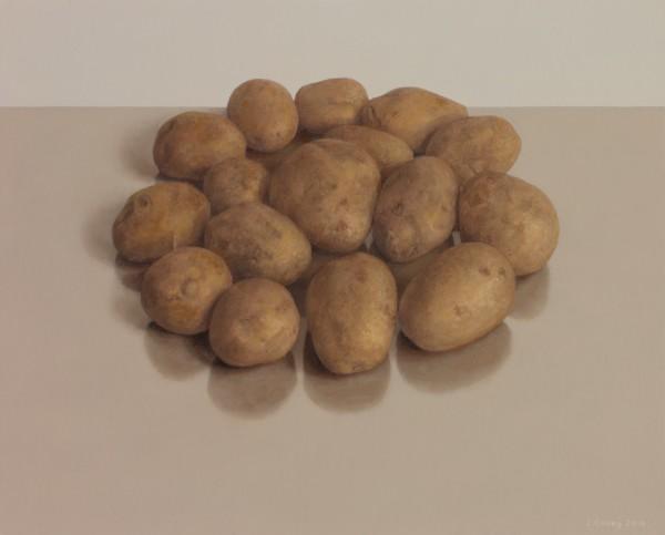 Comhghall Casey, Sixteen Potatoes