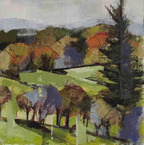 Bridget Flinn, Wicklow Autumn Colour