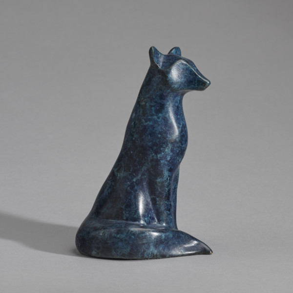 Stephanie Hess, Blue Fox