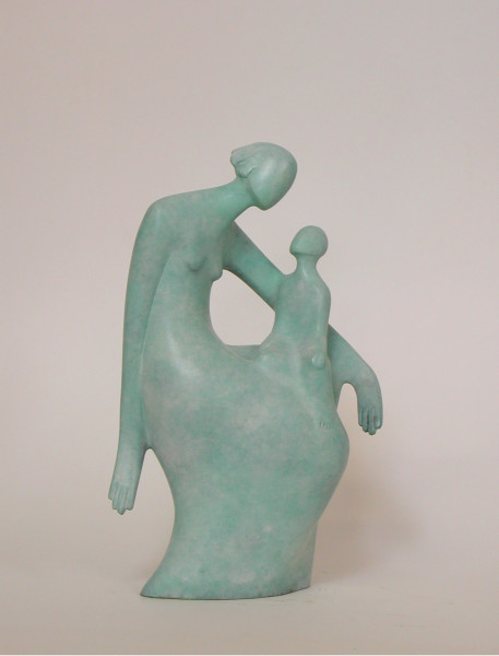 Ana Duncan, Mother and Child II