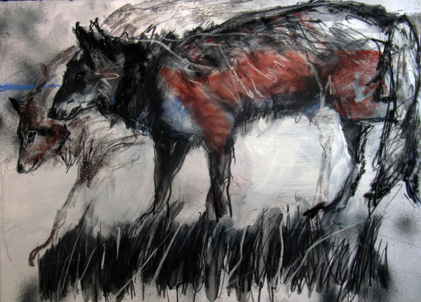 Margo Banks, Two Wolves