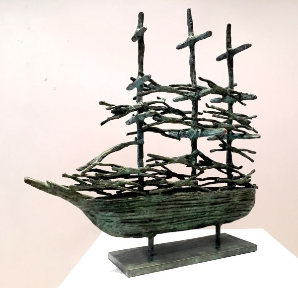 John Behan RHA, Anniversary Famine Ship