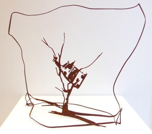 John Kelly, Cow up a Tree