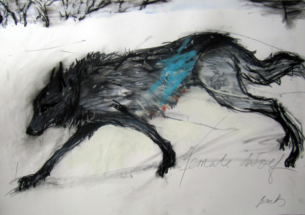 Margo Banks, Female Wolf 5