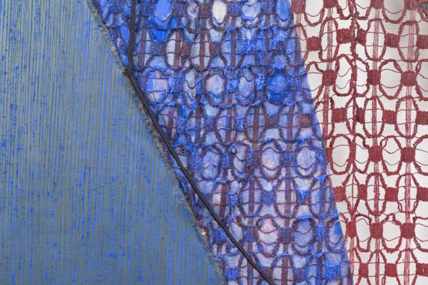 Julia Bland, Spring Shadow (detail), 2015