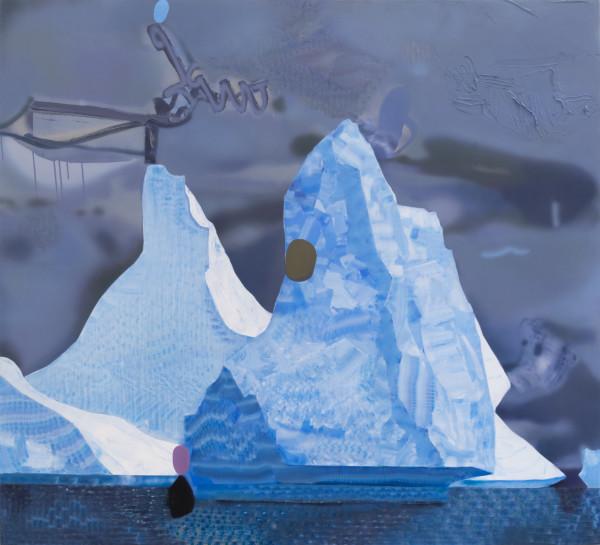 Taha Heydari, The Frozen Water, 2017