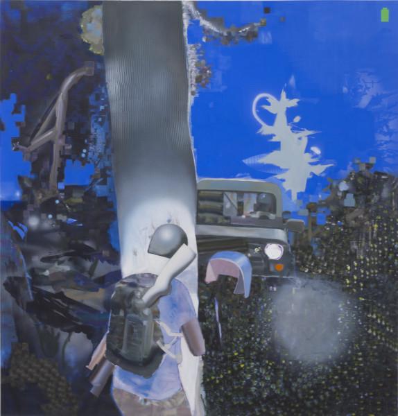 Taha Heydari, High Beam, 2017