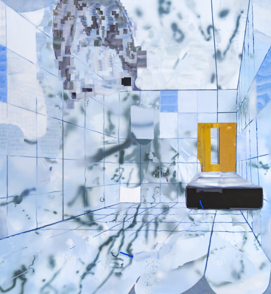 Taha Heydari, The Cell, 2017