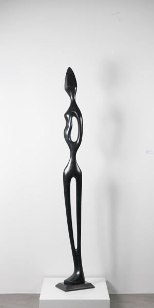 Alfred Basbous, Woman Figure , 1992