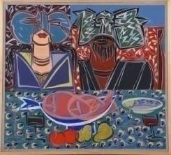 Hussein Madi, Hussein Madi Untitled, 1995