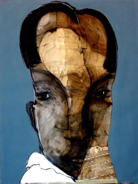 Adel El Siwi, Postmodern Face 2, 2009