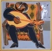 Hussein Madi, Untitled 1997