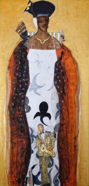 Adel El Siwi, Black Master II, 2015