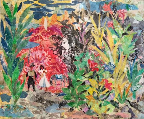 Mohamed Abla, Lovers Garden, 2016