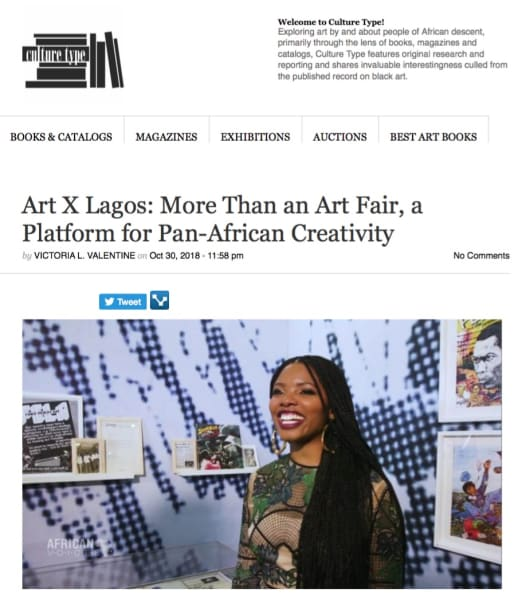 Art X Lagos: More Than an Art Fair, a Platform for Pan-African Creativity