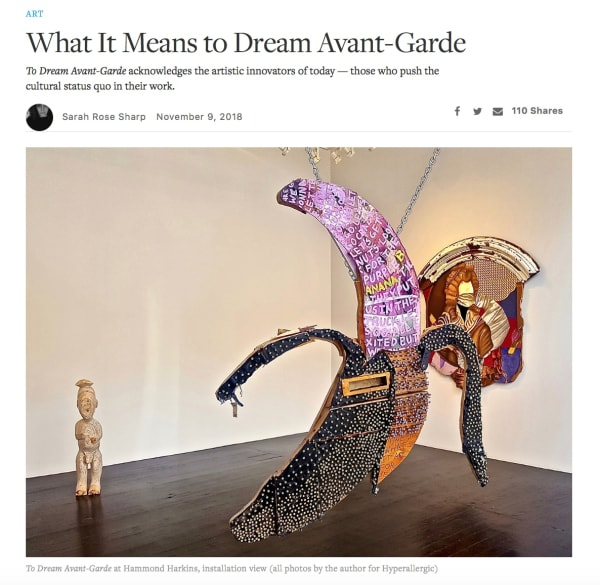 What It Means to Dream Avant-Garde | Main Image