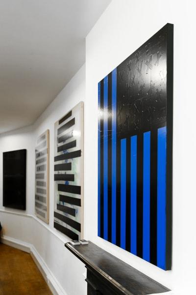 Tariku Shiferaw Installation View at Addis Fine Art London
