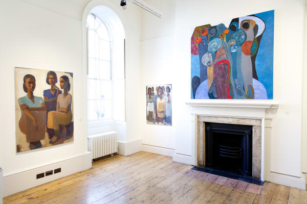 1-54 London 2019 Installation shot