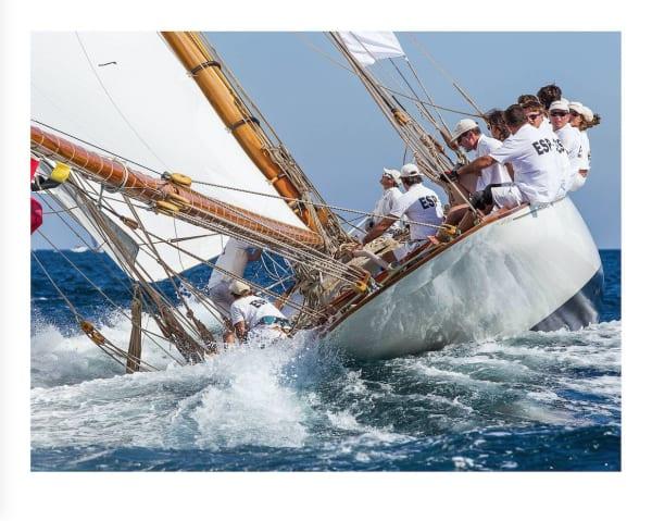 Hispania, St Tropez, 2012 - 16x20 inches