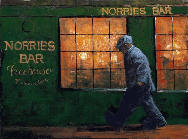 Alexander Millar, Norries Bar