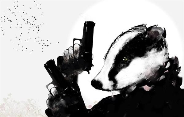 Ground Force (Badger) - Rural Resistance