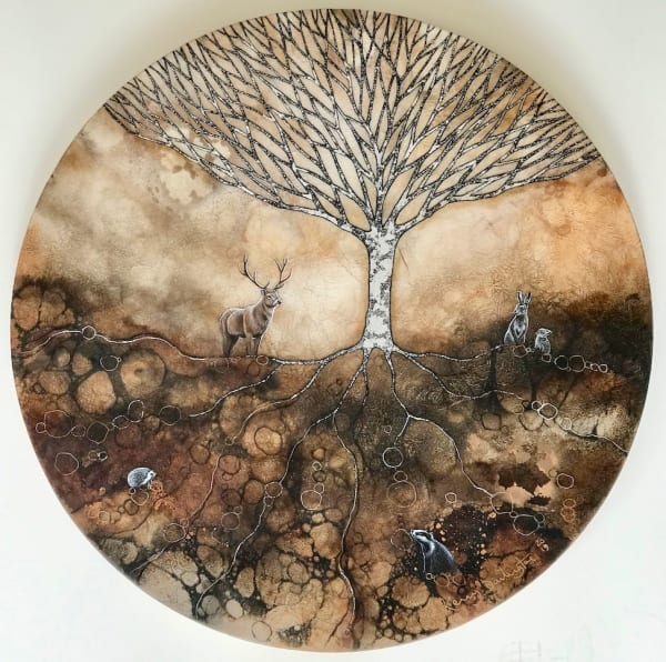 Goddess Tree - Original