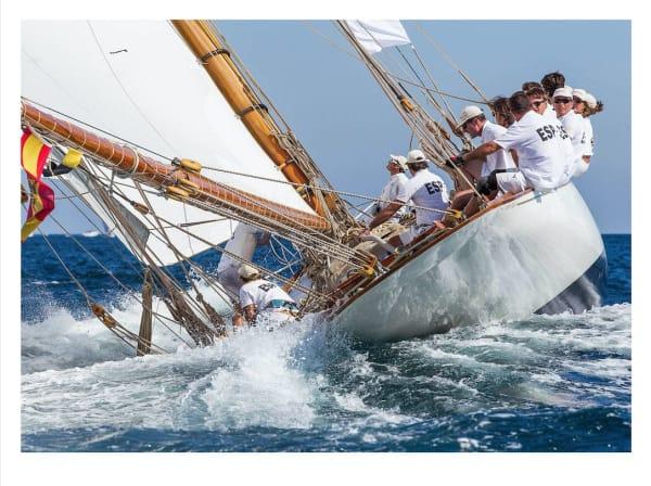 Hispania, St Tropez, 2012 - 30x40 inches