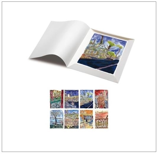 Complete Collection, Drawn Blank (standard format)
