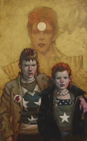 Let the Children Boogie (Bowie / Punk Couple)