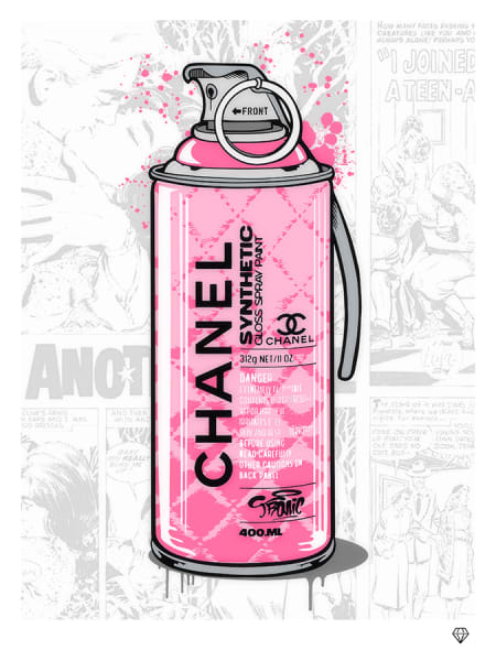 Chanel - Brand Grenade, 2017