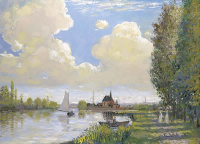 Summer Afternoon, Argenteuill