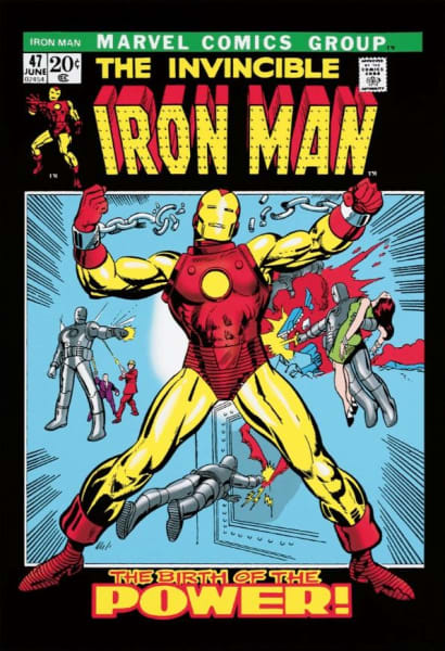 The Invincible Iron Man #47, 2013