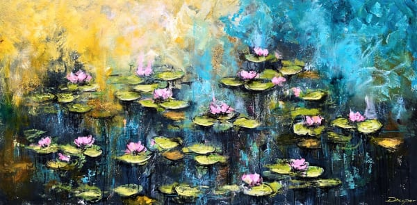 The Lilies (2 metre), 2020