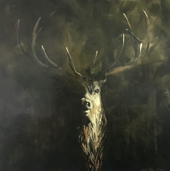 Stag II, 2018