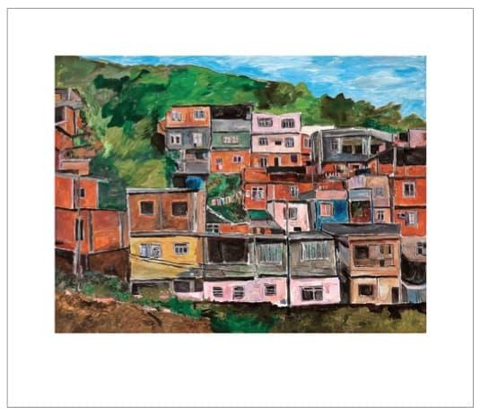 Favela Villa Candido, 2015